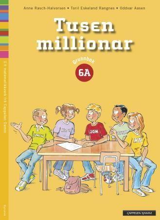 Tusen millionar 6A