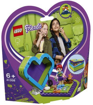 Lego Mias Hjerteboks 41358