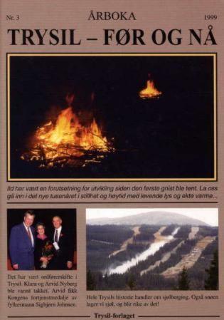 Trysil - før og nå 1999