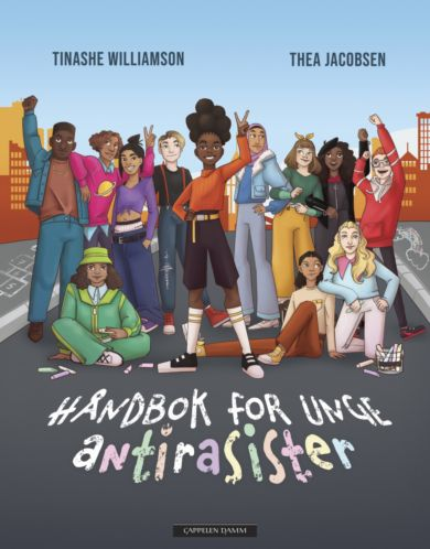 Håndbok for unge antirasister - SIGNERT ved nettbestilling
