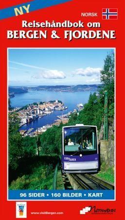Guidebok Bergen & Fjordene Norsk