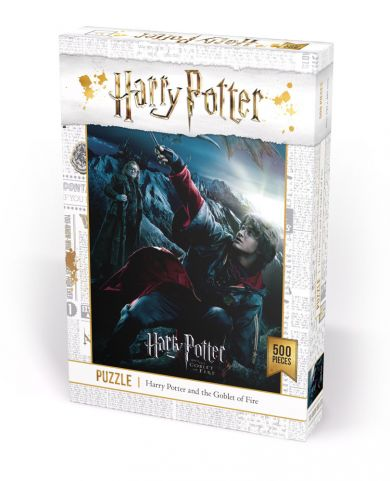 Puslespill 500 Harry Potter Goblet Of Fire