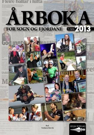 Årboka for Sogn og Fjordane 2013