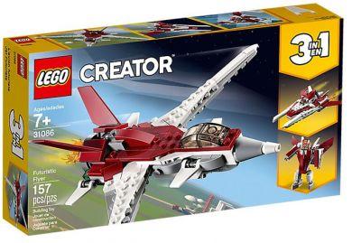 Lego Futuristisk Jager 31086