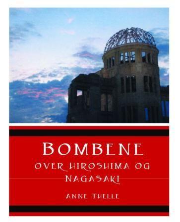 Bombene over Hiroshima og Nagasaki