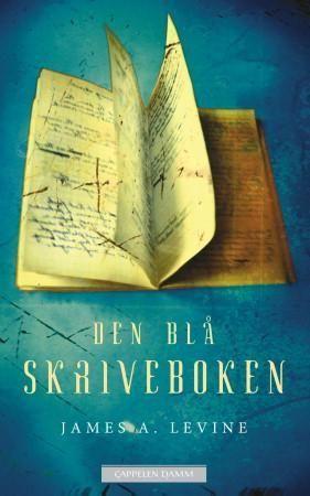 Den blå skriveboken