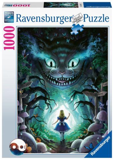 Puslespill 1000 Eventyr Med Alice Ravensburger