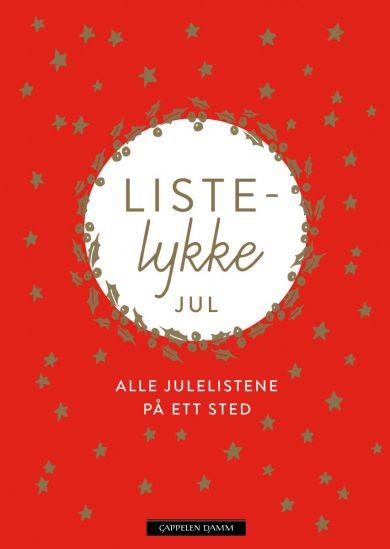 Listelykke jul. Alle julelistene på ett sted