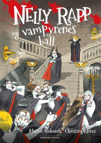 Nelly Rapp og vampyrenes ball