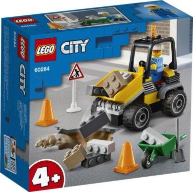 Lego Veiarbeidsbil 60284
