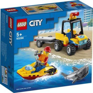 Lego Strandredning med ATV 60286