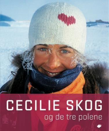 Cecilie Skog og de tre polene