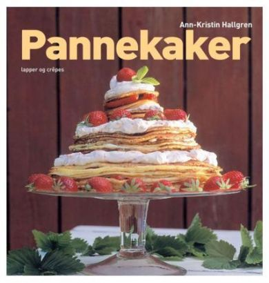 Pannekaker, lapper og crêpes