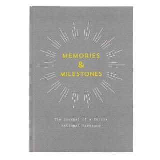 JOURNAL MEMORIES AND MILESTONES