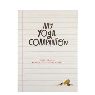 JOURNAL MY YOGA COMPANION