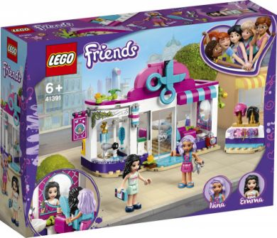Lego Heartlake Citys Frisørsalong 41391