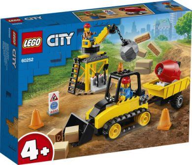 Lego Bulldoser 60252