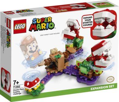 Lego Ekstrabanesett Utfordring med Piranha 71382