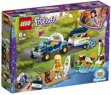 Lego Stephanies Buggy Og Henger 41364