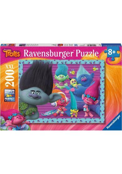 Puslespill 100 Trolls Ravensburger