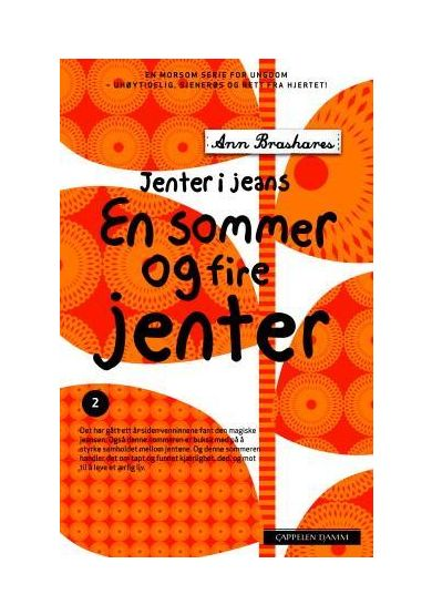 d4daefd9 En sommer og fire jenter av Ann Brashares | Heftet | Norli.no