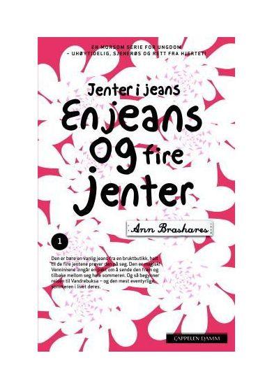 d527c7e0 En jeans og fire jenter av Ann Brashares | E-bok | Norli.no
