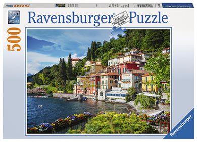 Puslespill Ravensb 500 Lake Como