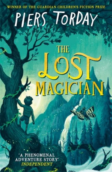 Lost Magician, The