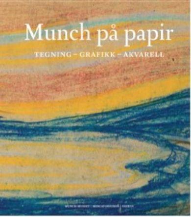 Munch på papir