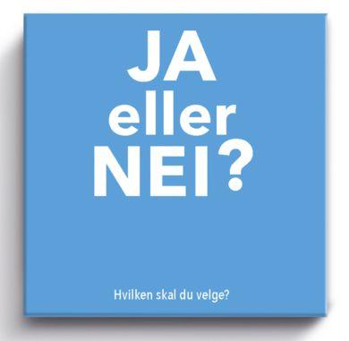 Spill  Ja Eller Nei?