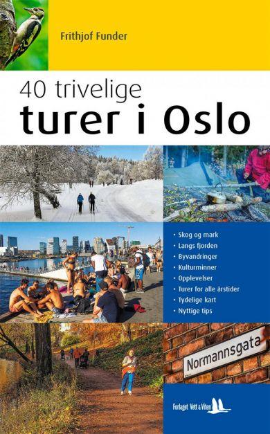 40 trivelige turer i Oslo