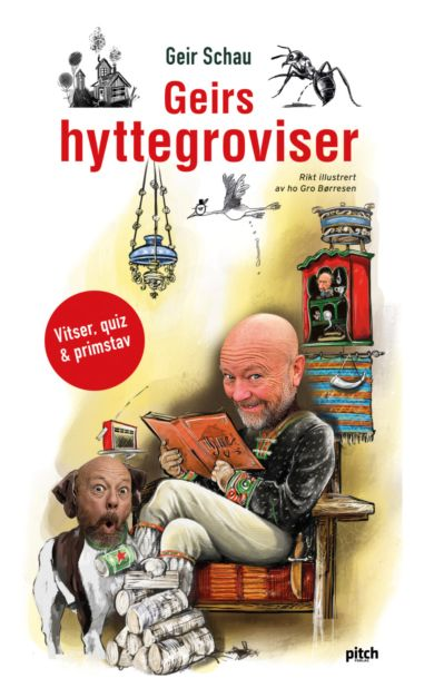Geirs hyttegroviser