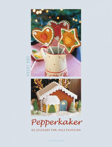 Pepperkaker og julegodt for hele familien