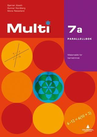 Multi 7a, 2. utgave