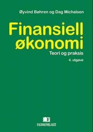 Finansiell økonomi