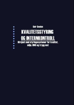 Kvalitetsstyring og internkontroll
