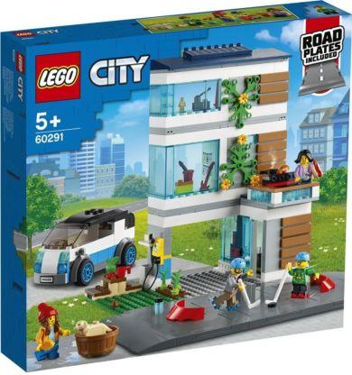 Lego Familievilla 60291