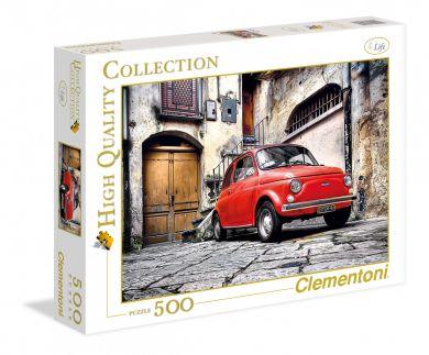 Puslespill 500 Cinquecento Clementoni