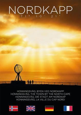 Nordkapp = Honningsvåg, byen ved Nordkapp = Honningsvåg, the town by the North Cape = Honningsvåg, d