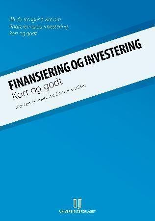 Finansiering og investering