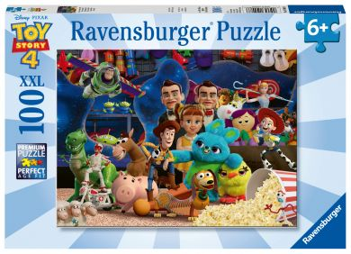 Puslespill 100 Toy Story Ravensburger