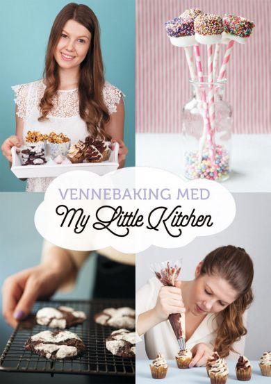 Vennebaking med my little kitchen