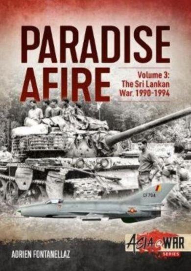 Paradise Afire Volume 3