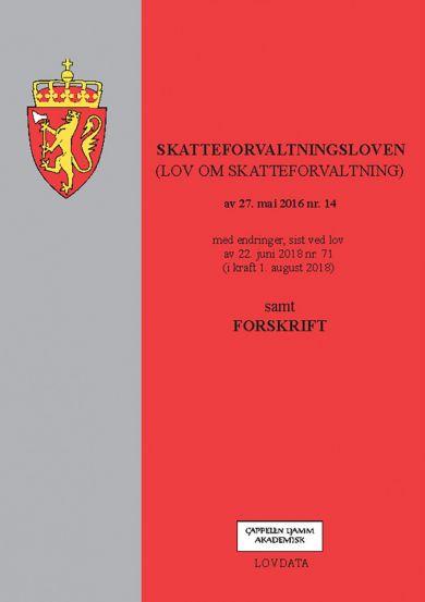 Skatteforvaltningsloven