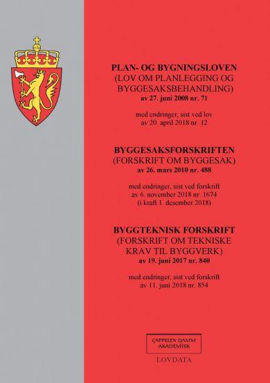 Plan- og bygningsloven ; Byggesaksforskriften : (forskrift om byggesak) av 26. mars 2010 nr. 488 : m