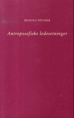 Antroposofiske ledesetninger