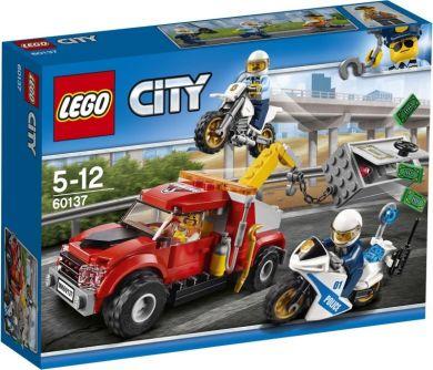 Lego Tauebiltrøbbel 60137