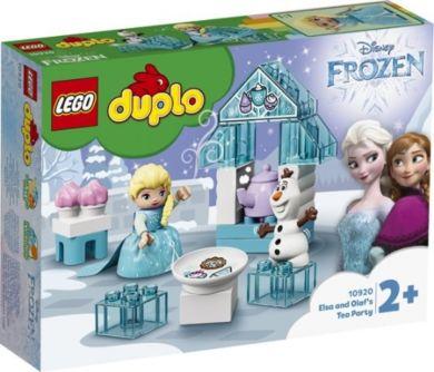 Lego Elsa Og Olafs Isfest 10920