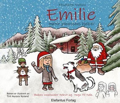 Emilie møter Julenissens hjelper