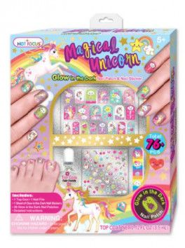 Hot Focus - Magical Unicorn - Neglesett m/77 Deler
